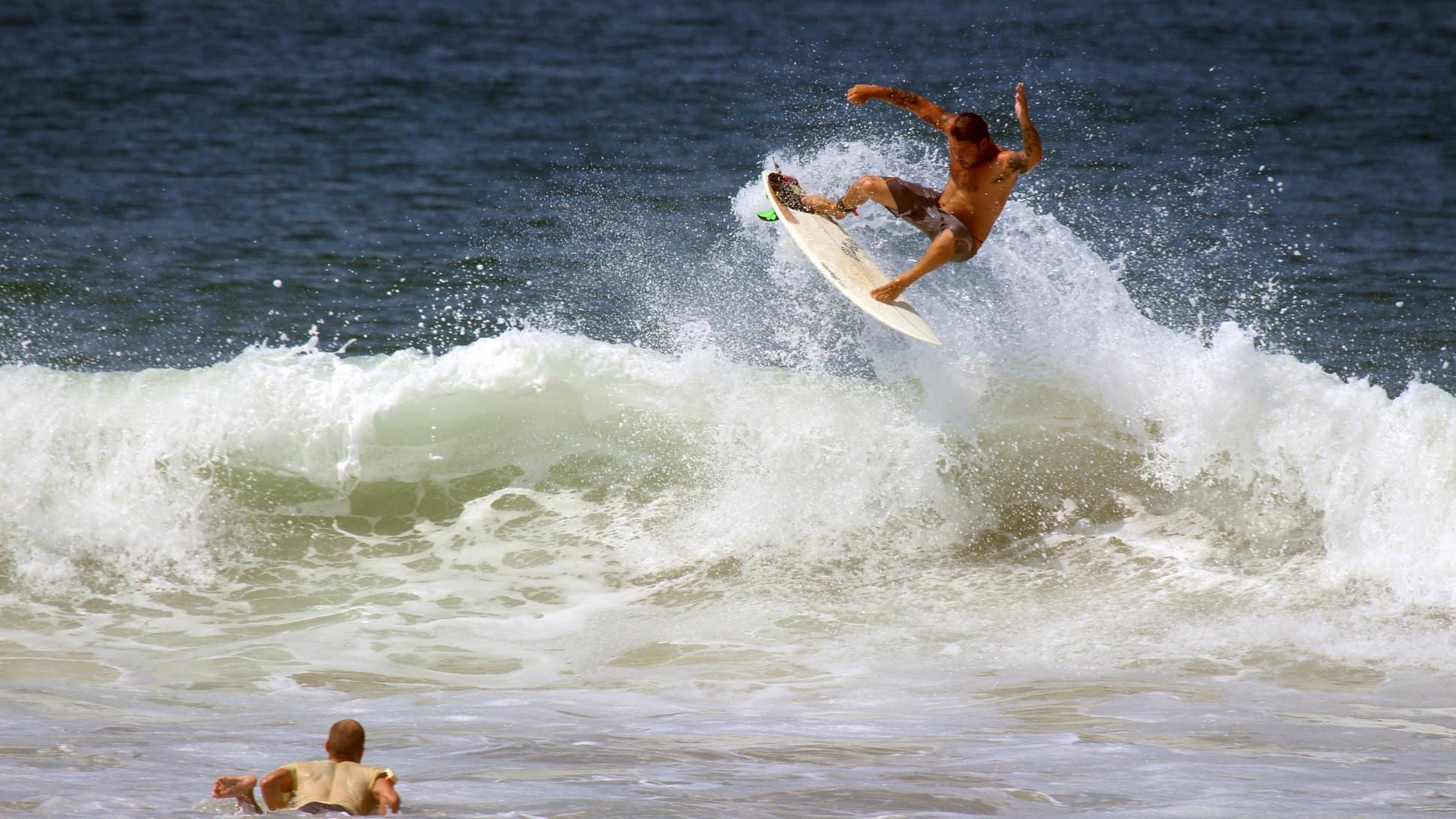 Redondo Beach Surf Surfer Surfing