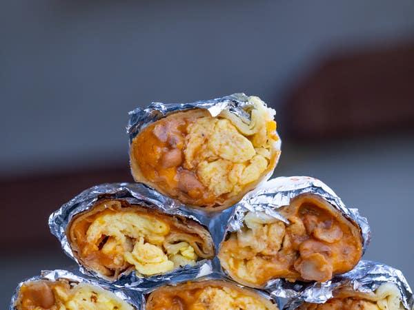 Neches tacos at Homestate   |  Photo: Jakob Layman