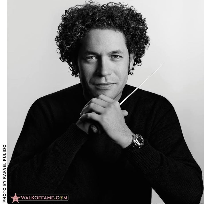 Gustavo Dudamel Walk of Fame