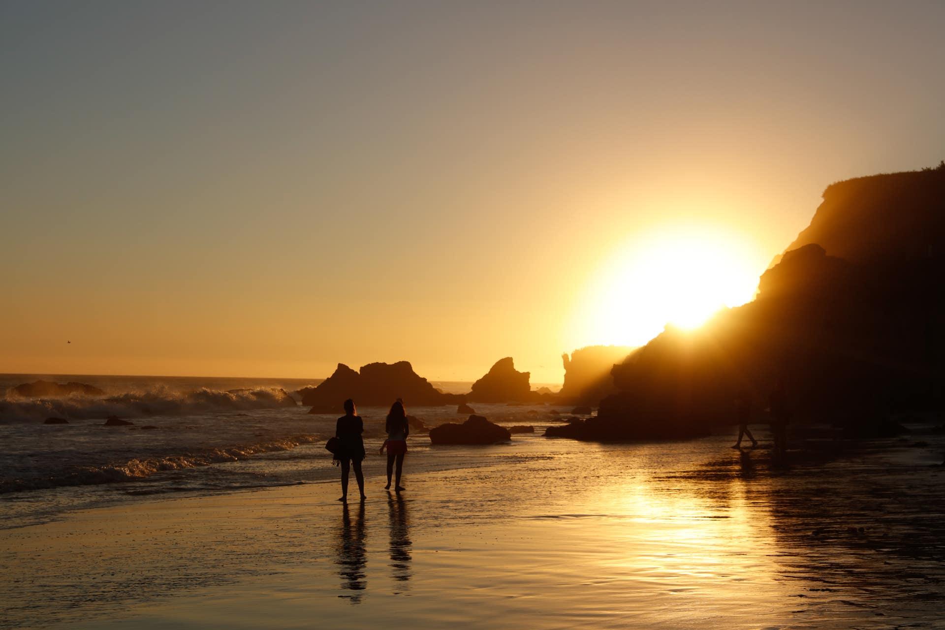 El Matador State Beach in Malibu      Photo: Yuri Hasegawa