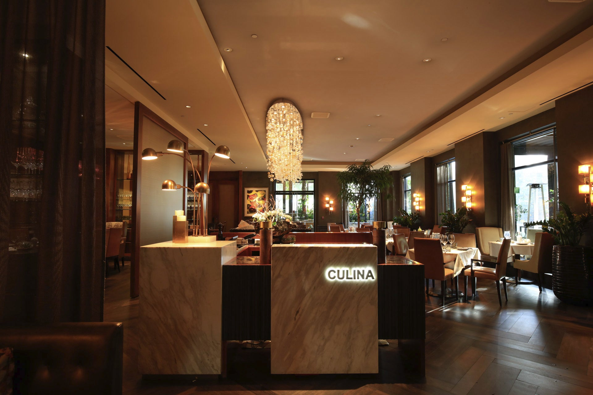 Culina at the Four Seasons Los Angeles at Beverly Hills