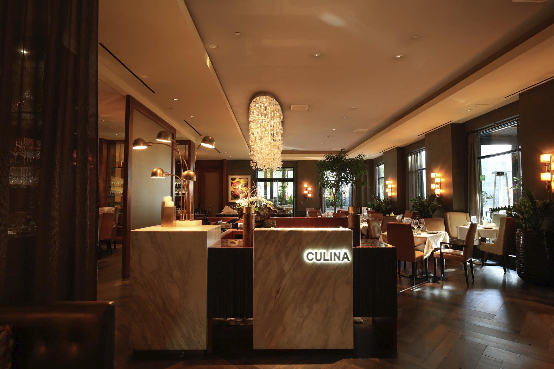 Culina at the Four Seasons Los Angeles at Beverly Hills | Photo: Yuri Hasegawa