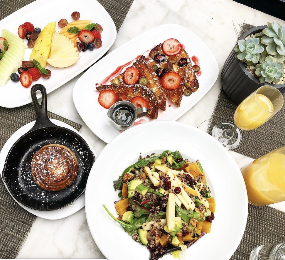 Top 10 Places For A Boozy Brunch In WeHo
