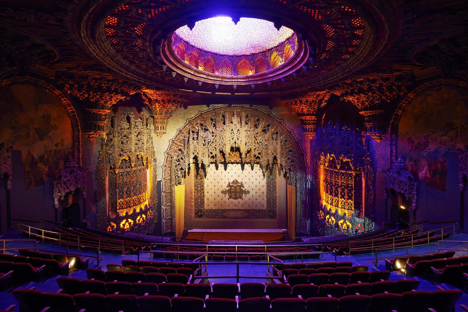 The Theatre at Ace Hotel in Downtown LA