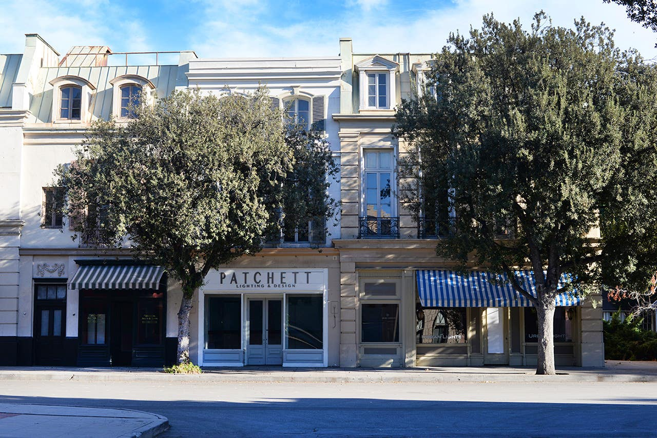 French Street at Warner Bros. Studio