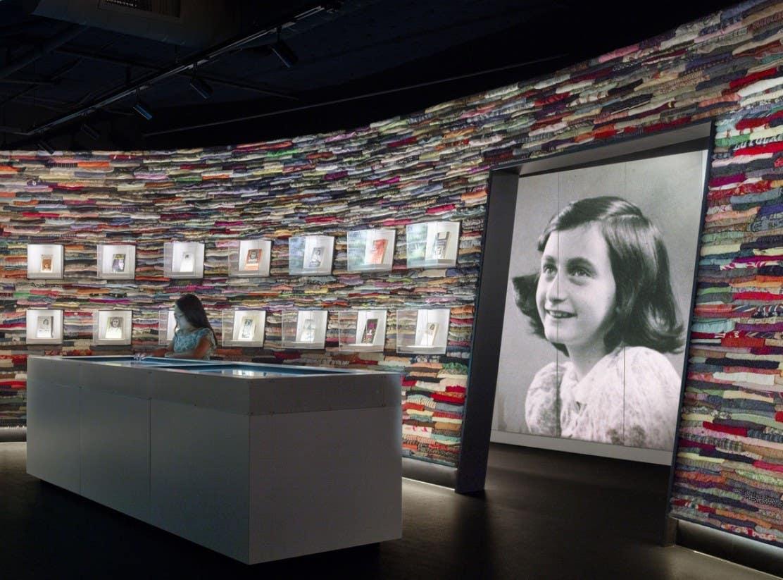 Museum of Tolerance Anne Frank