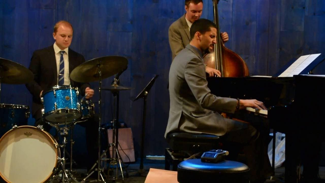 Ryan Shaw Trio at the Blue Whale