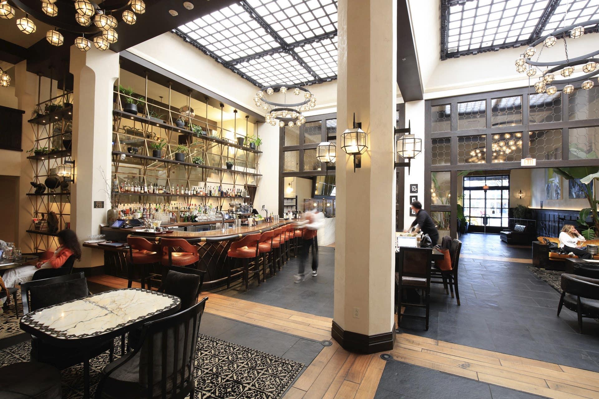 Bar Figueroa at Hotel Figueroa