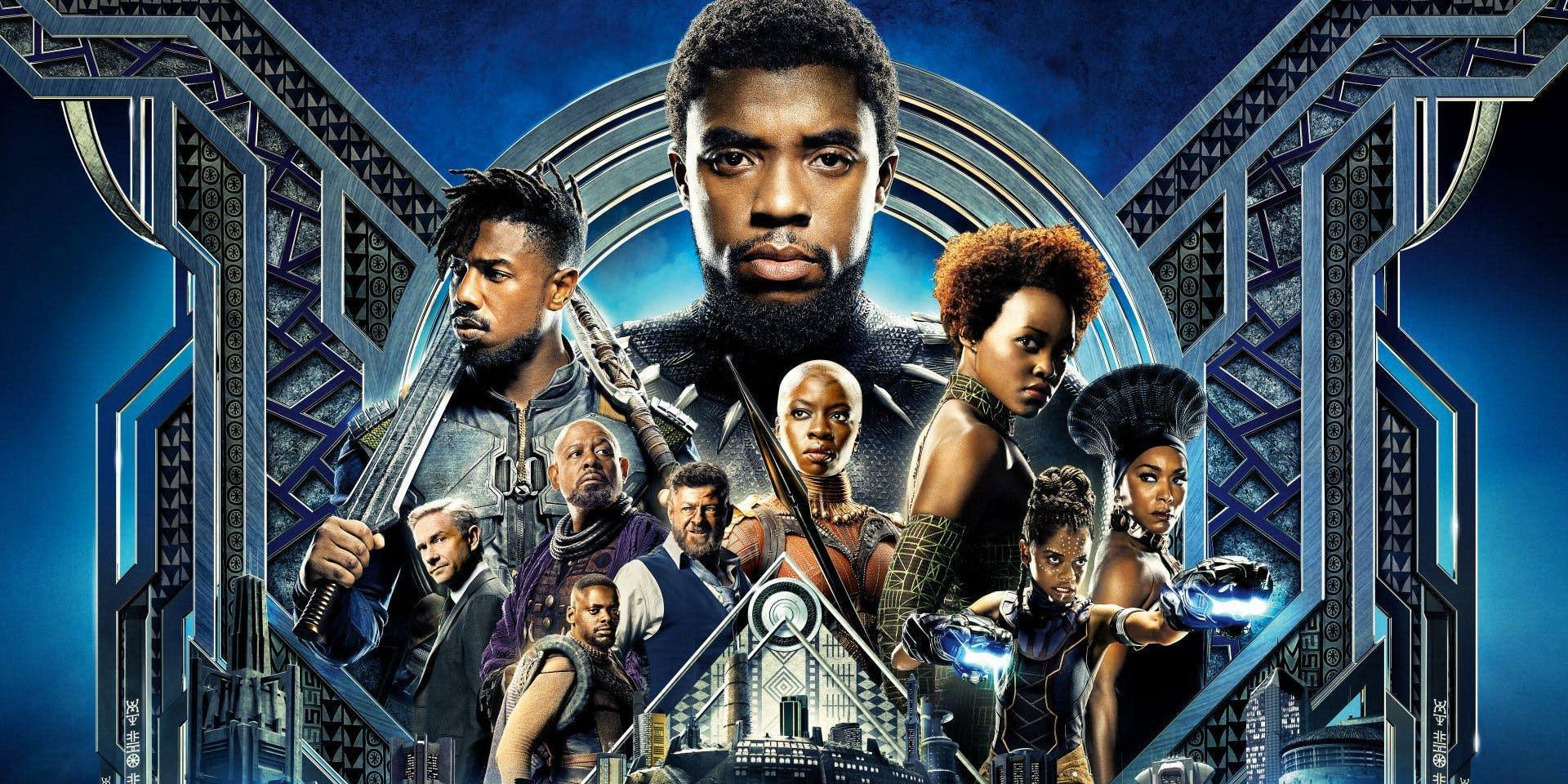Black Panther   Photo: Marvel Studios