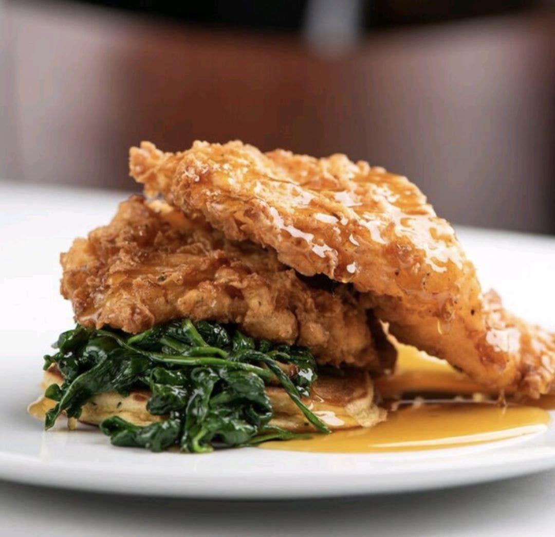 Meldman's Honey Truffle Chicken at Craig's | Photo: @craigsla, Instagram