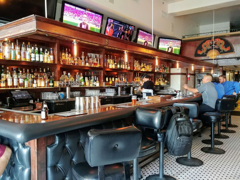 The Best Non-Sports Bars & Restaurants to Watch Sports in