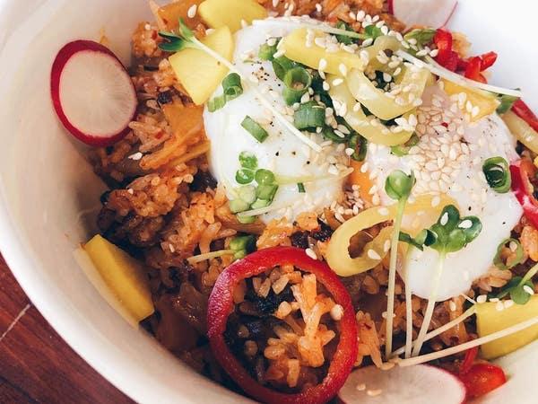 Kimchi Fried Rice at Republique