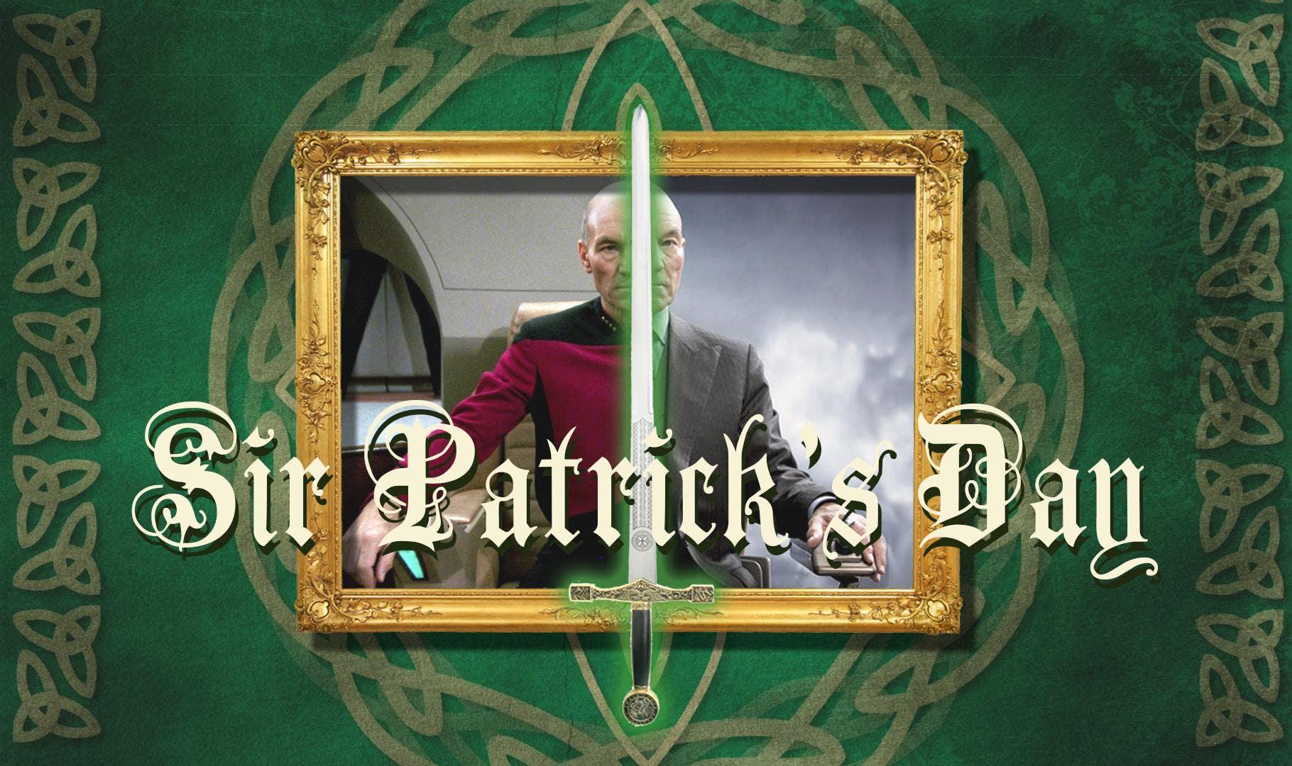 Sir Patrick's Day at Scum & Villainy Cantina