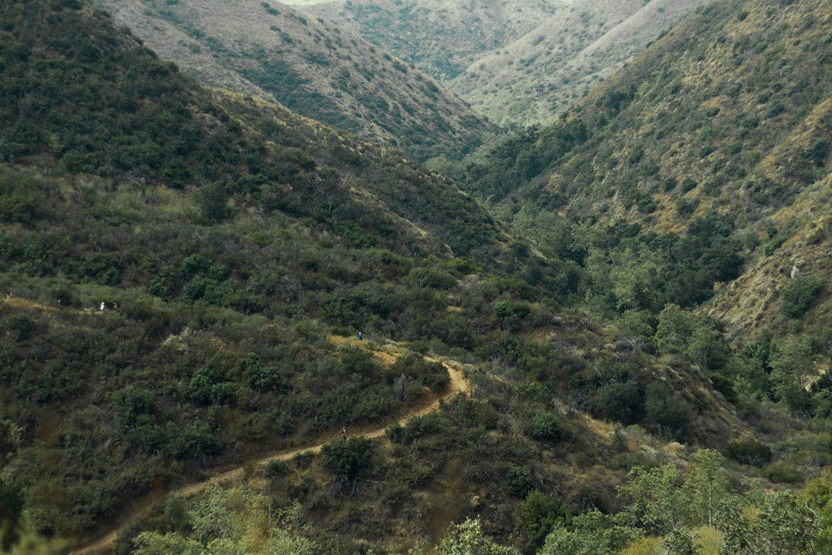 Solstice Canyon in Malibu