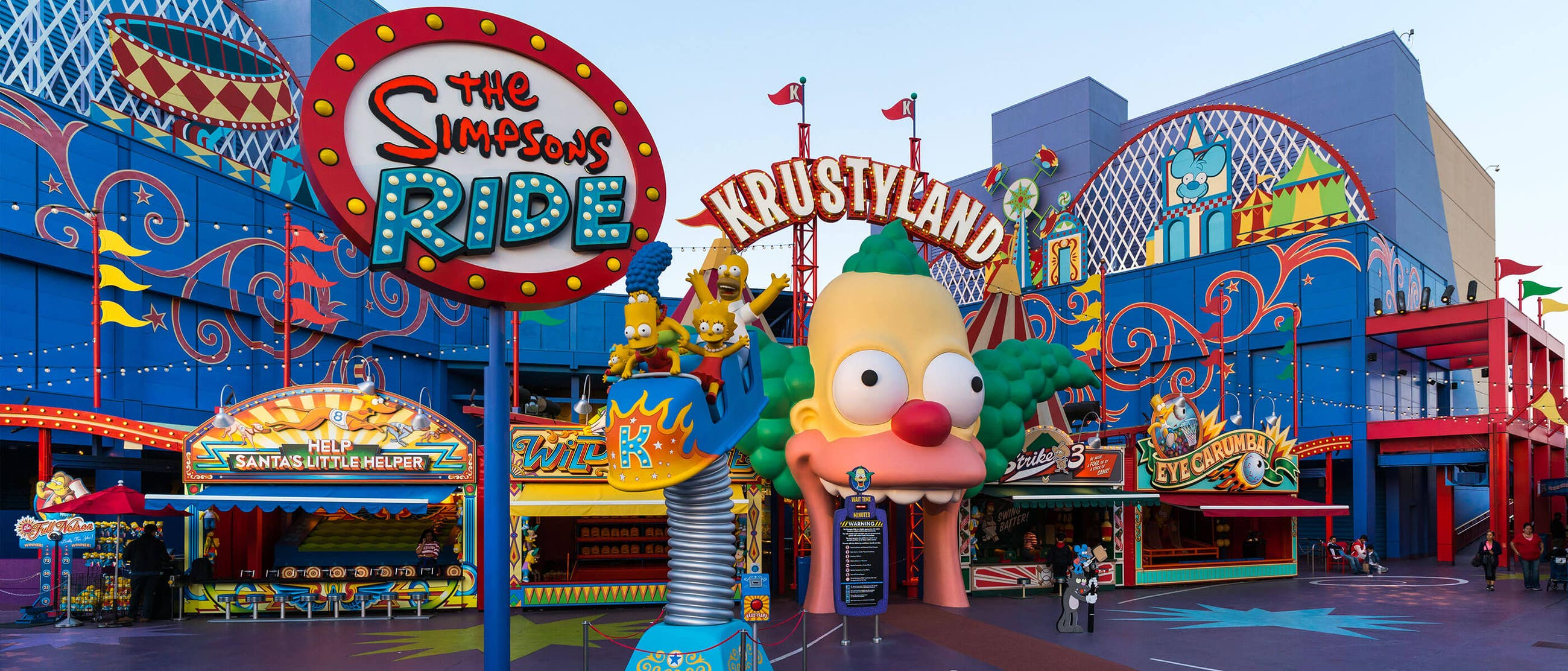 The Simpsons Ride™ | Photo: Universal Studios Hollywood