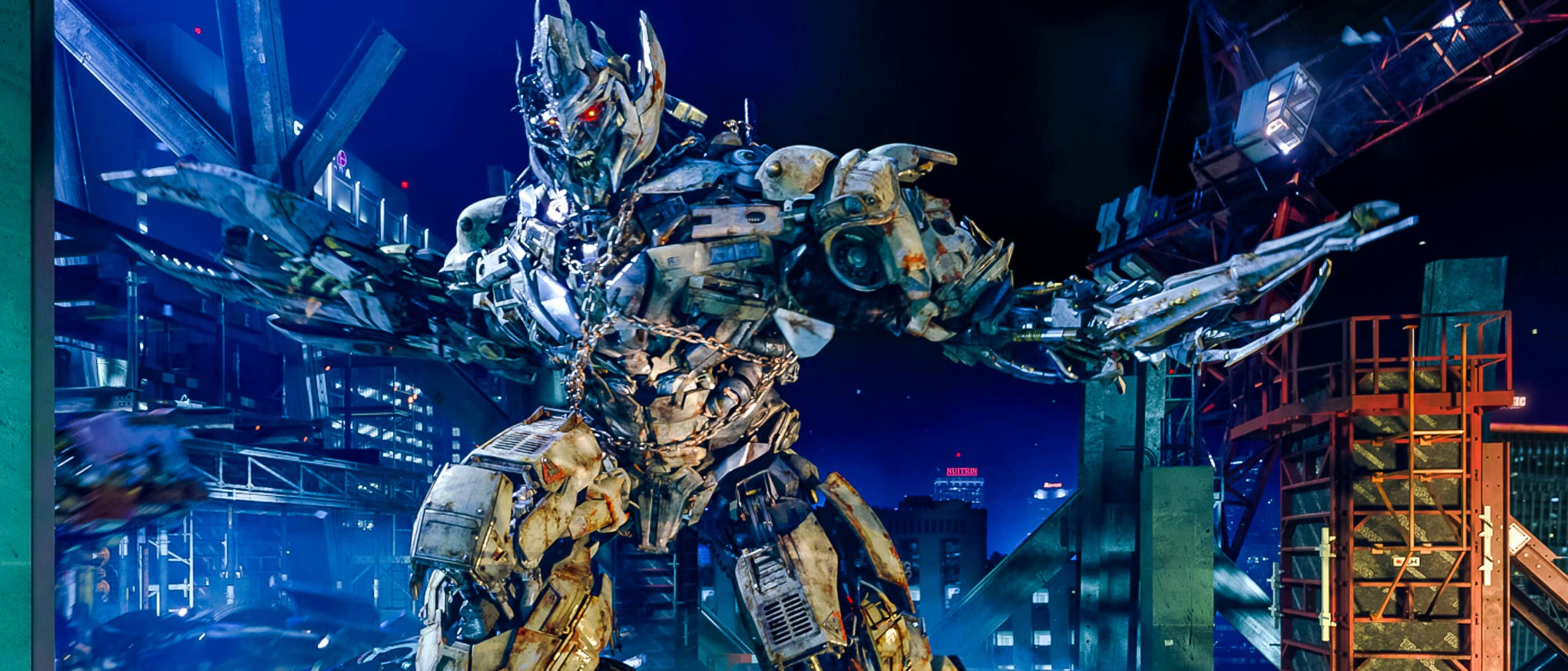 Transformers™: The Ride-3D | Photo: Universal Studios Hollywood
