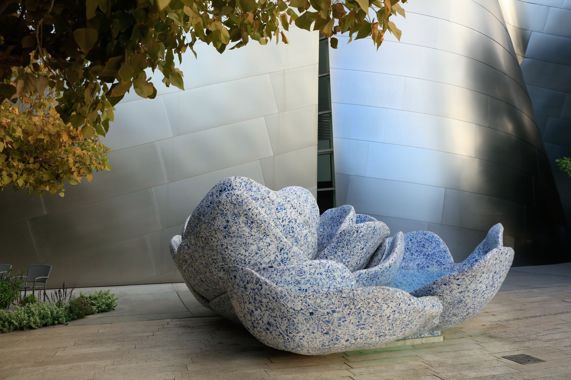 """A Rose for Lilly"" at Walt Disney Concert Hall"