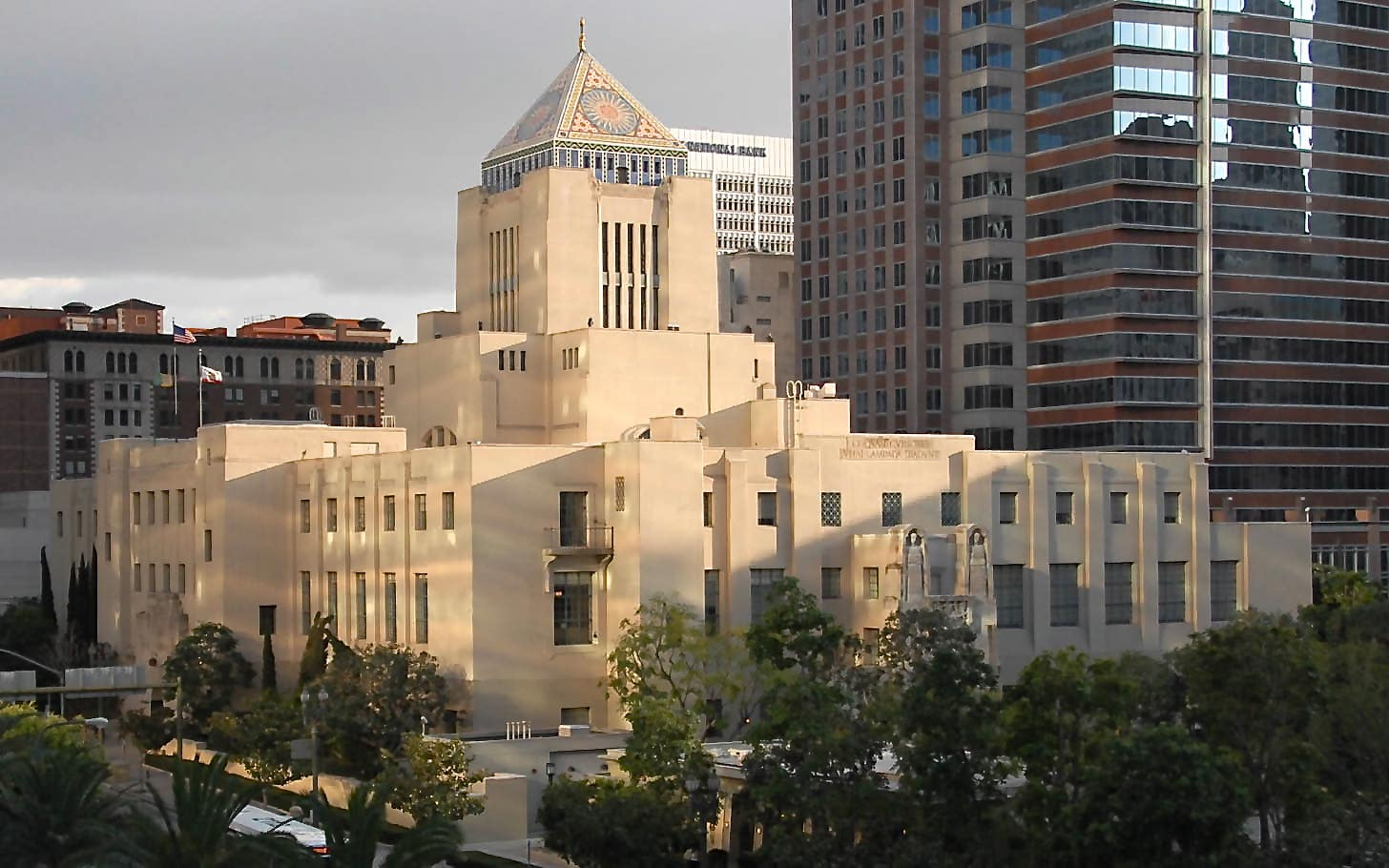 Richard J. Riordan Central Library