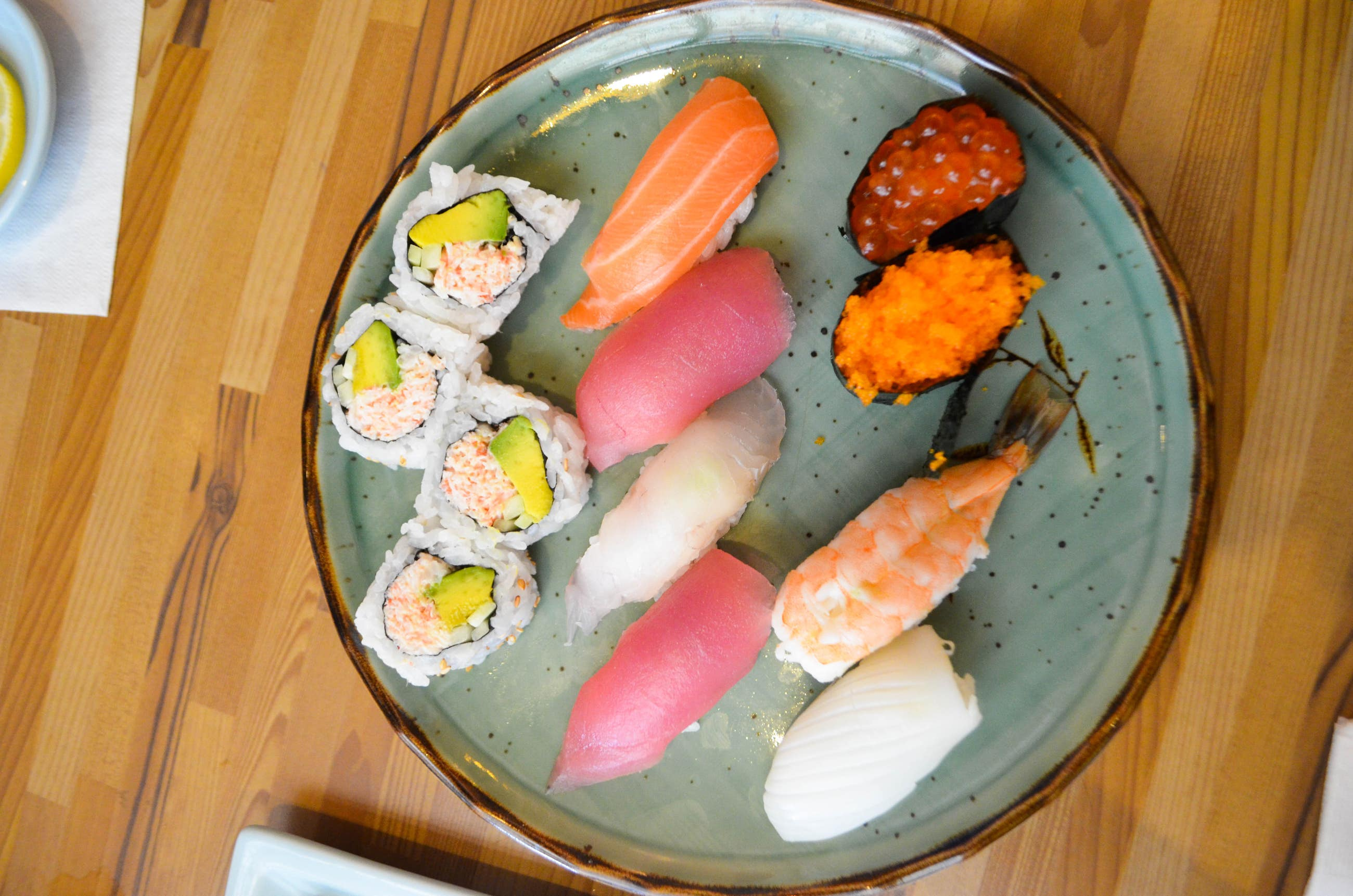 Hama Sushi in Little Tokyo