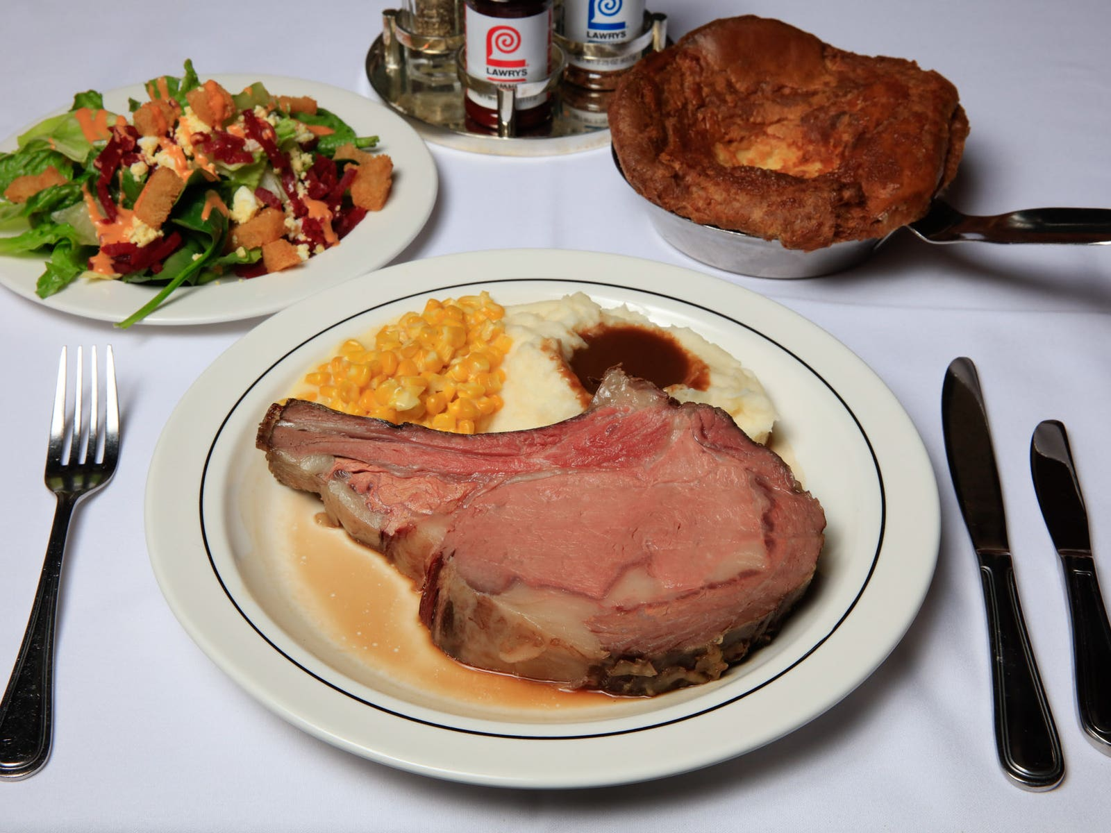 Lawry's The Prime Rib in Beverly Hills