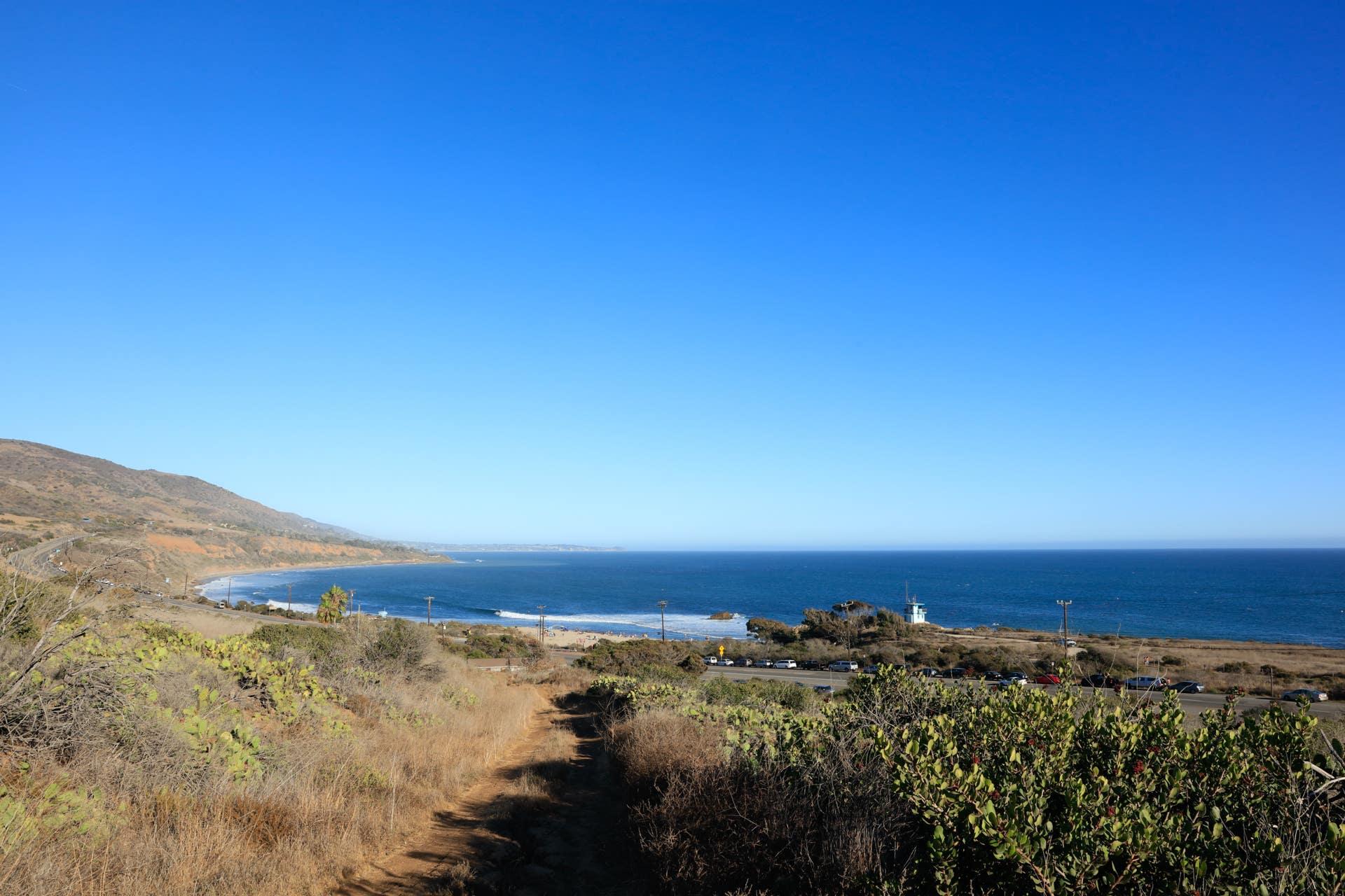 Leo Carrillo State Park in Malibu