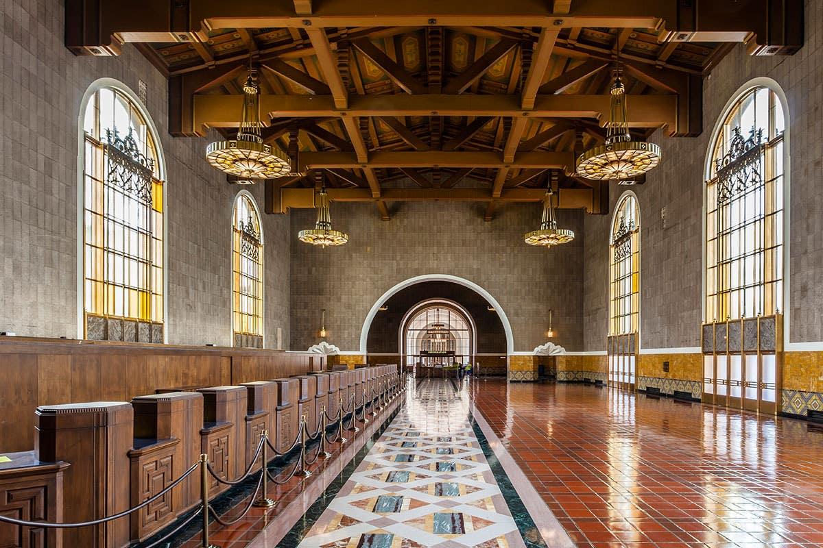 Union Station Historic Ticket Hall