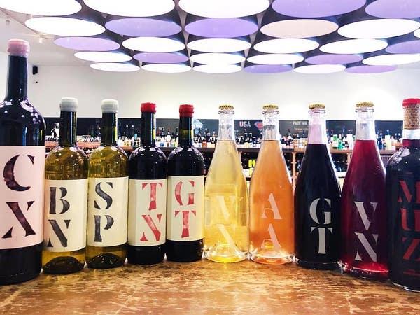 Partida Creus wine tasting at Domaine LA