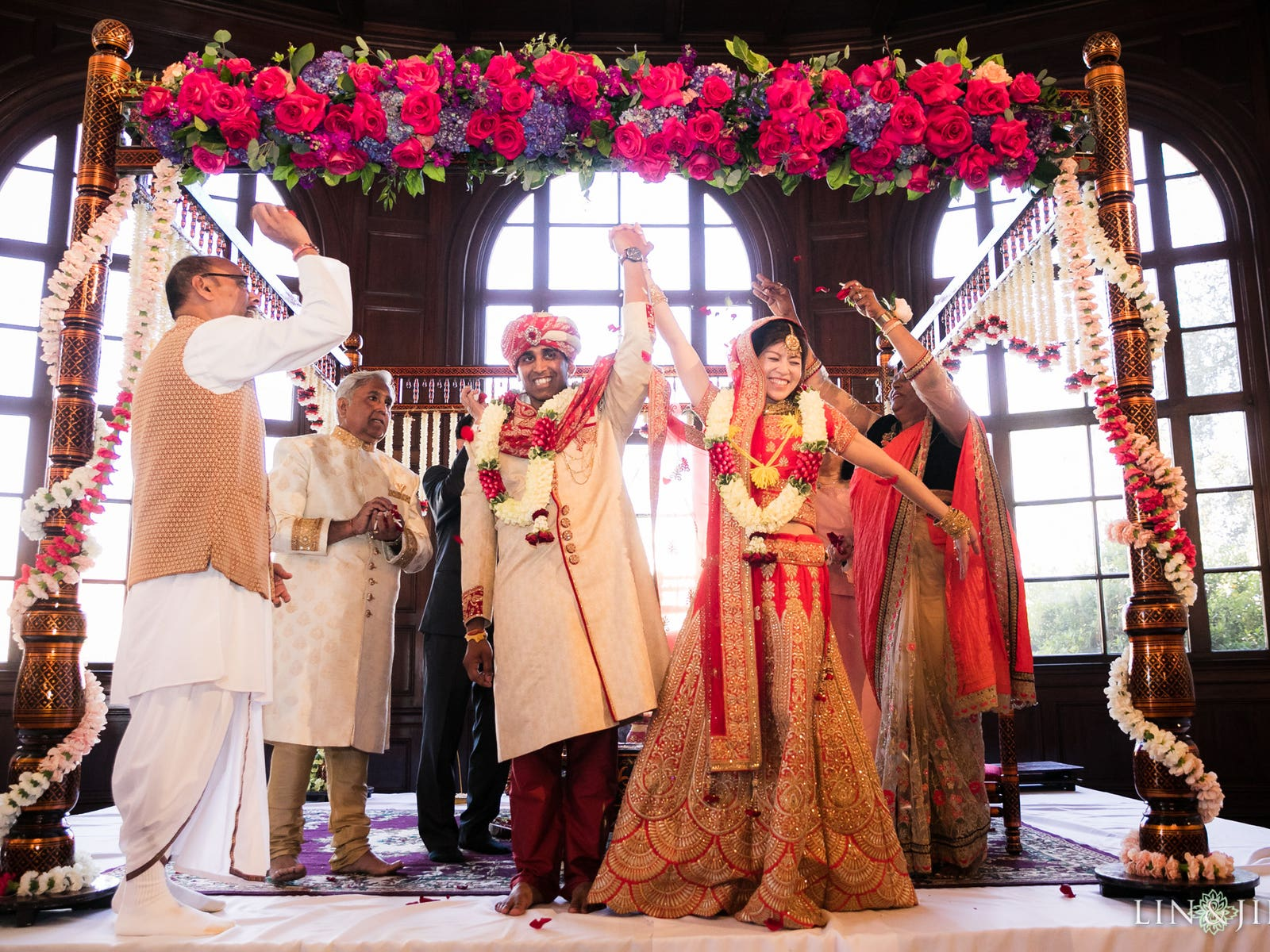 Indian Wedding at The Ebell of Los Angeles