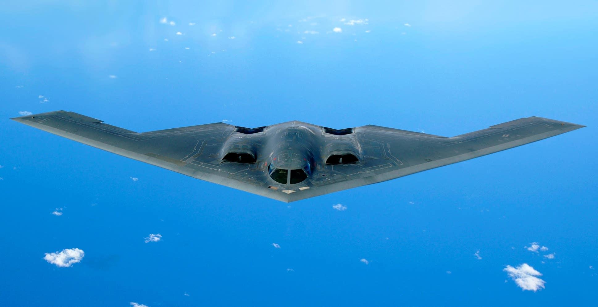"Northrop Grumman B-2 Spirit aka ""Stealth Bomber"""