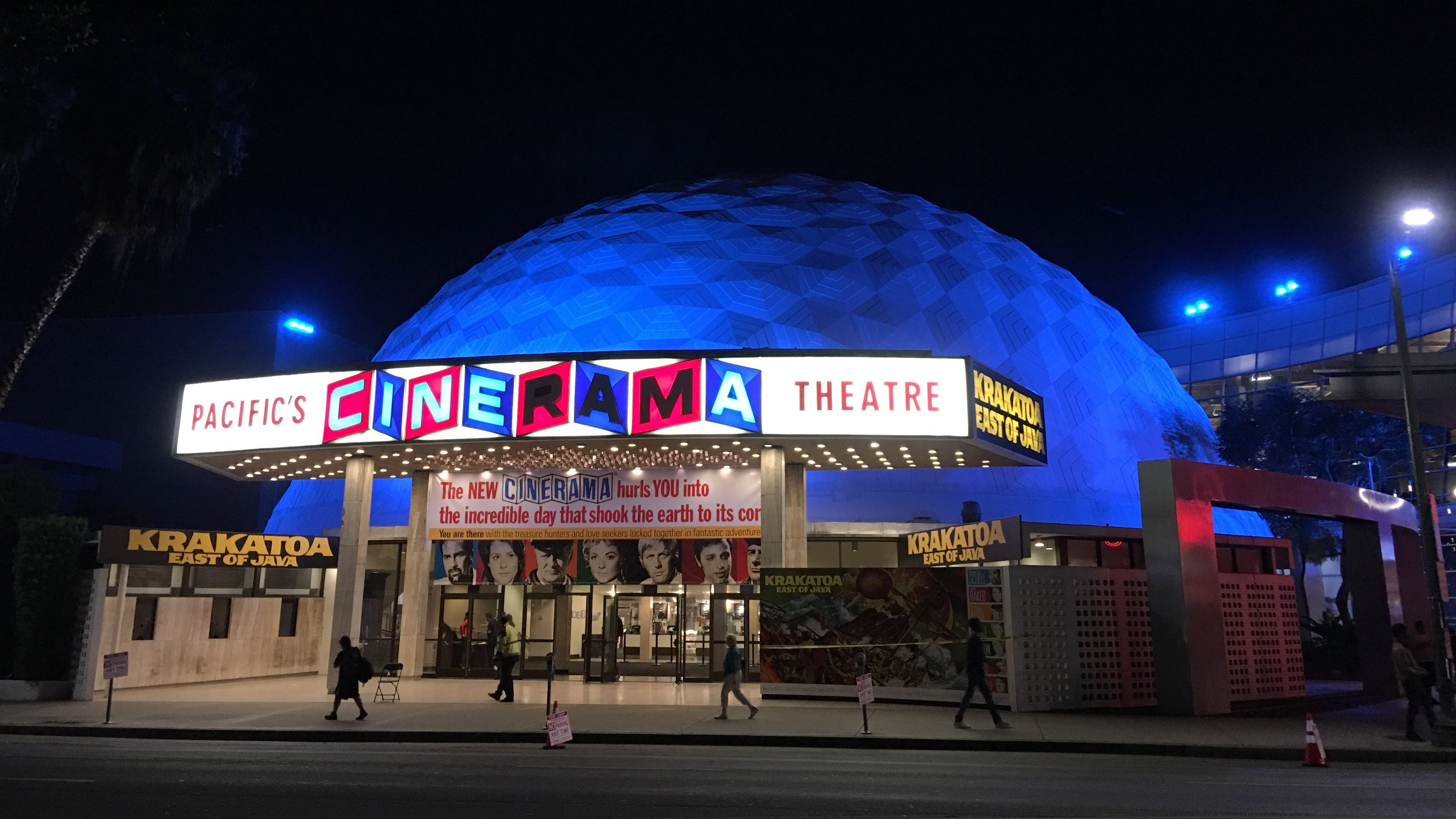 Cinerama Dome: The Story of an LA Icon | Discover Los Angeles
