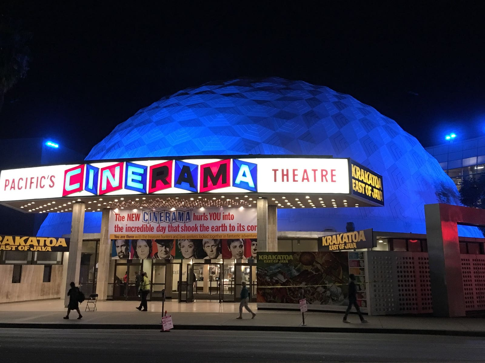 The Cinerama Dome   Once Upon a Time in Hollywood