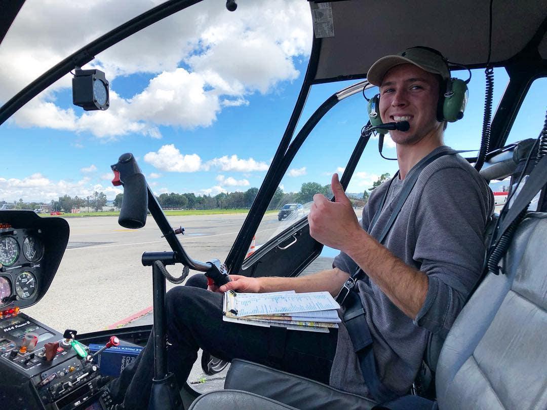 Group 3 Aviation Flight School at Van Nuys Airport