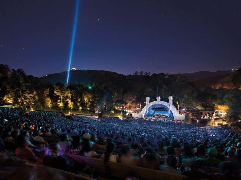 Hollywood Bowl Tag2sday
