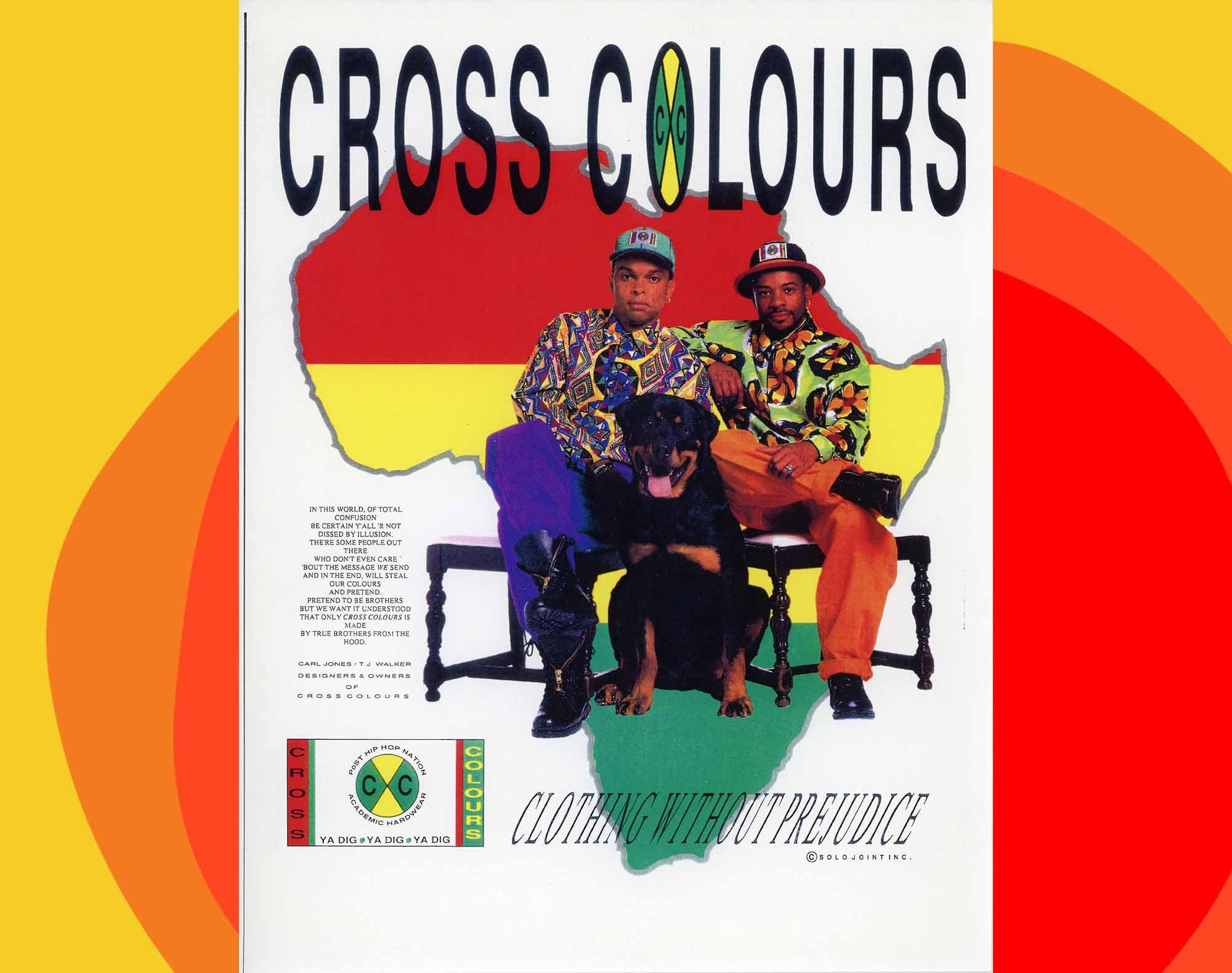 """""""Cross Colours: Black Fashion in the 20th Century"""" at CAAM"""