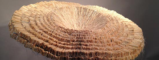 """""""Finding the Center: Works by Echiko Ohira"""" at Craft Contemporary"""