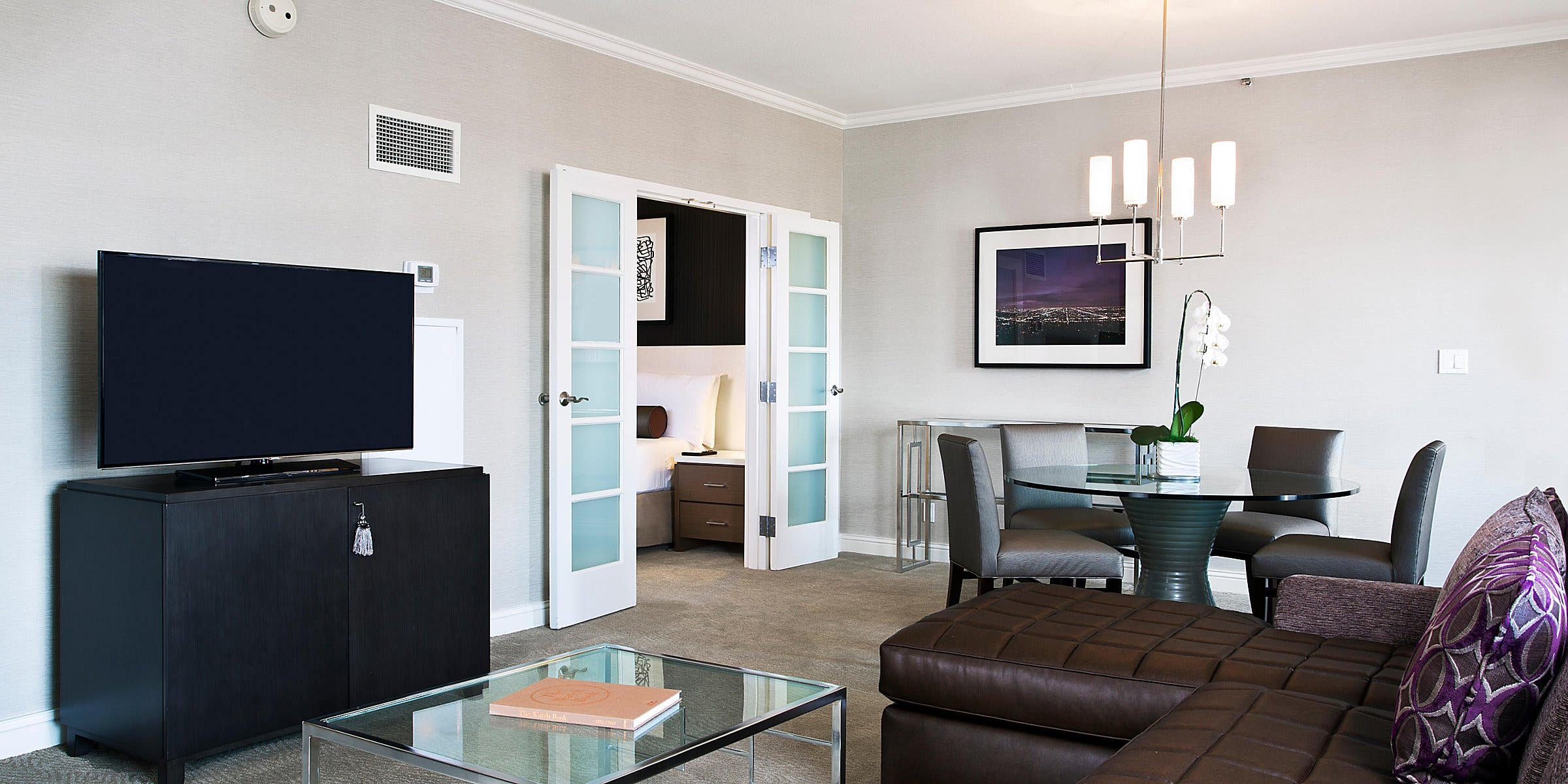 One Bedroom Premier Suite at InterContinental Los Angeles Century City at Beverly Hills