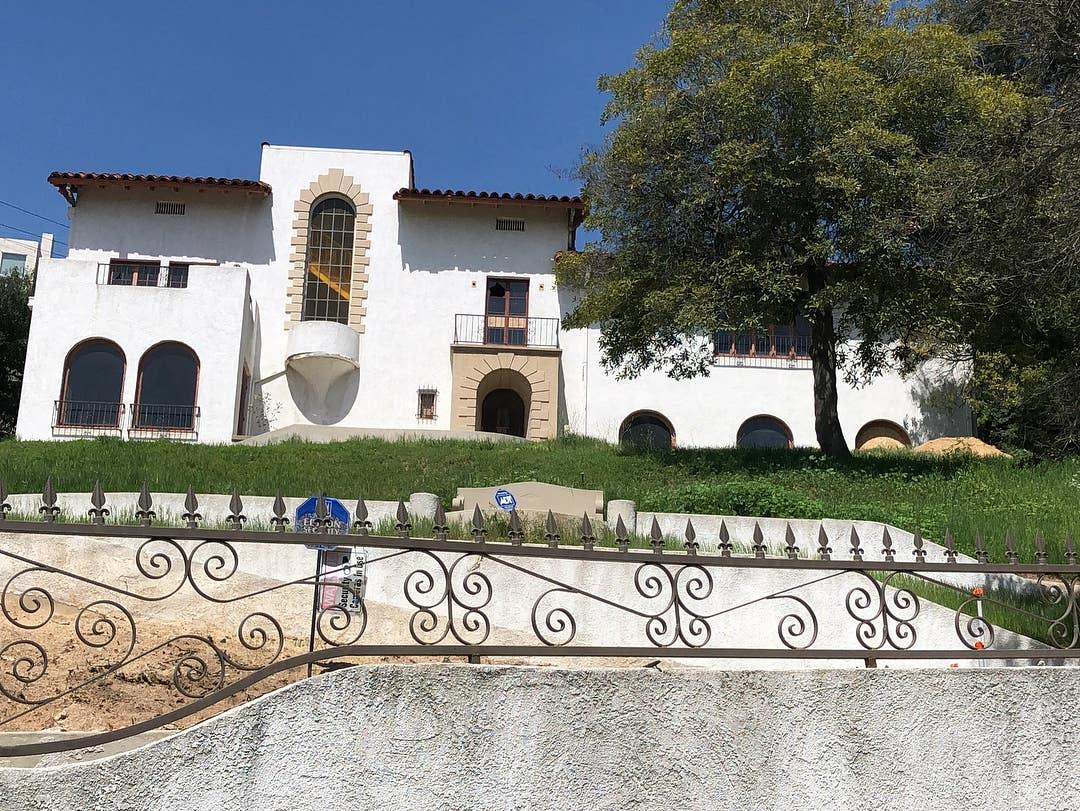 Los Feliz Murder House in 2018