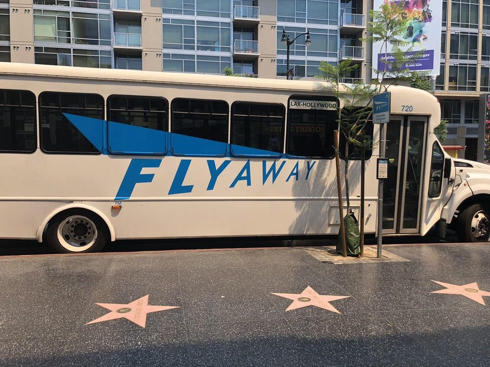 Flyaway Hollywood | Photo: Yelp