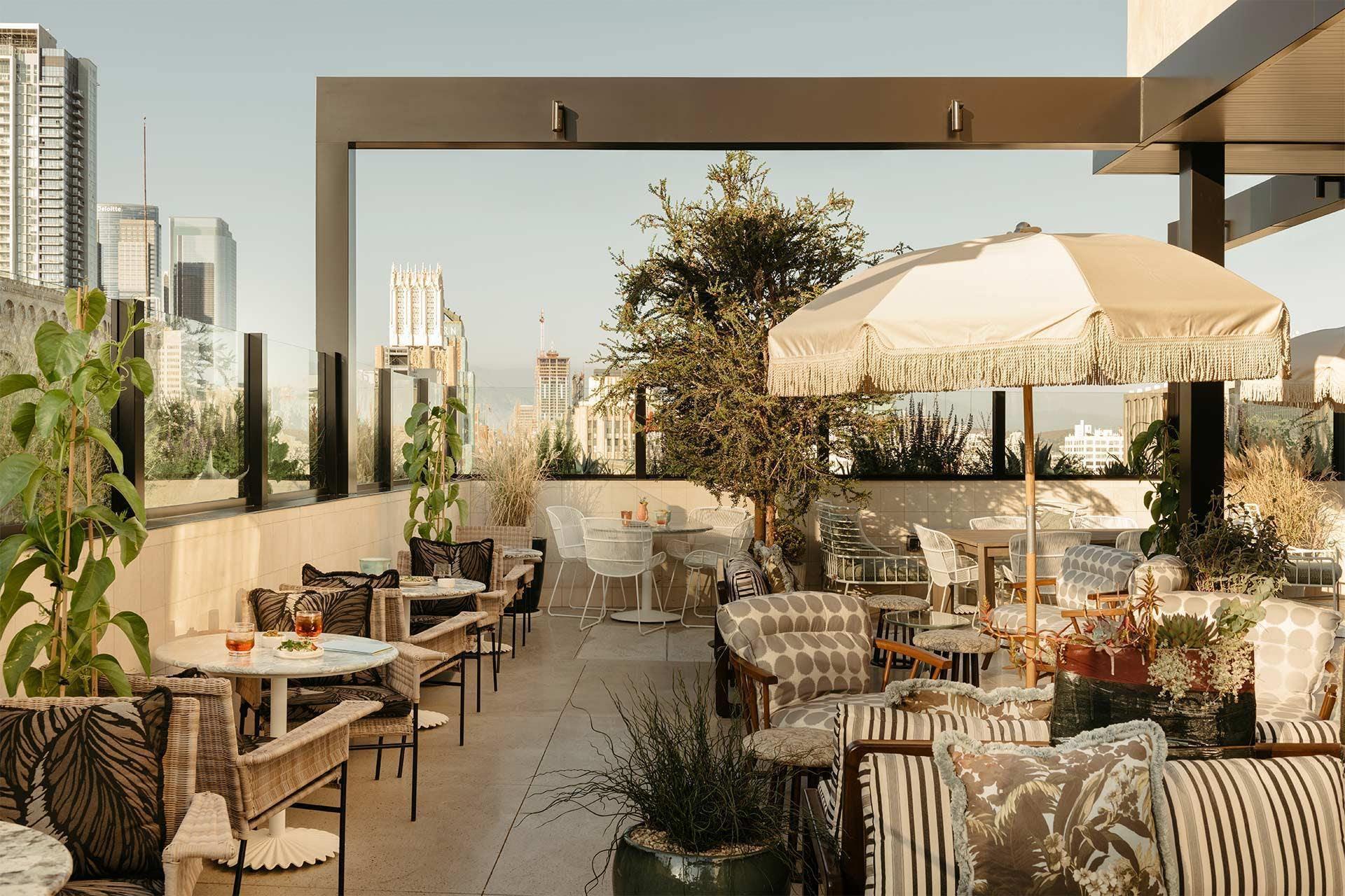Pilot Bar & Lounge at The Hoxton Downtown LA