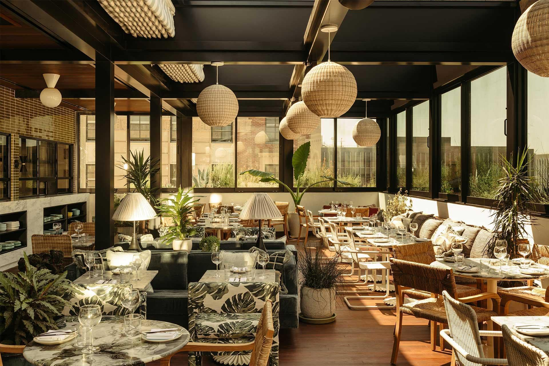 Pilot Restaurant at The Hoxton Downtown LA