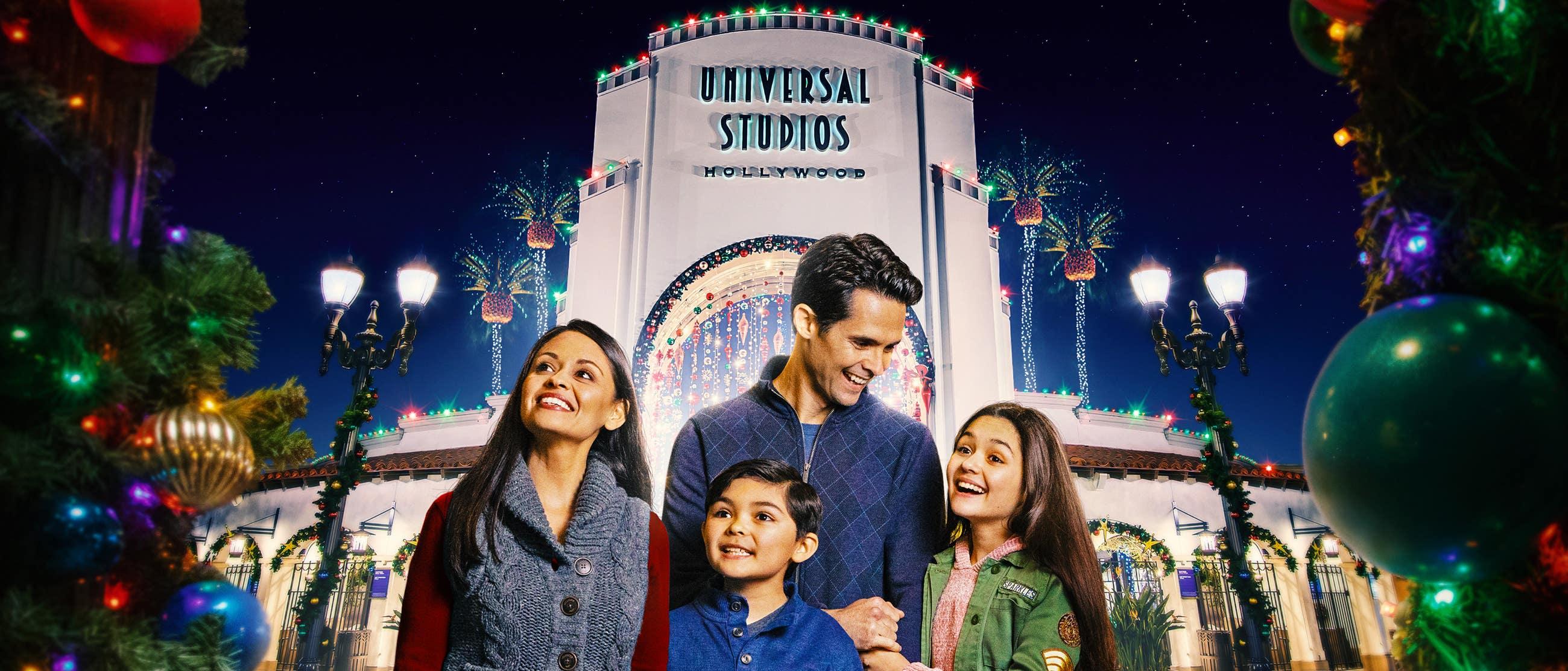 Holidays 2019 at Universal Studios Hollywood