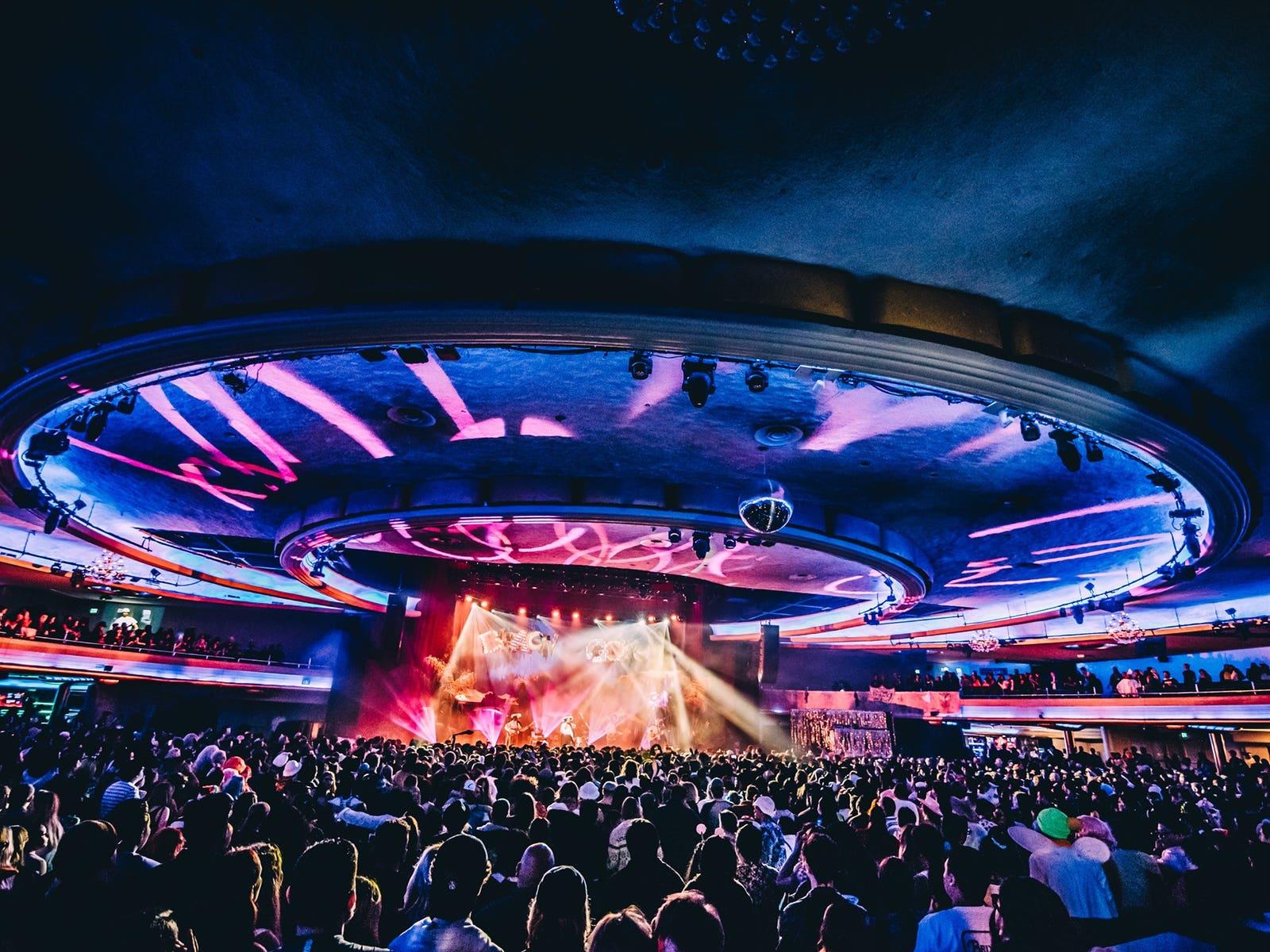 Concert at The Hollywood Palladium