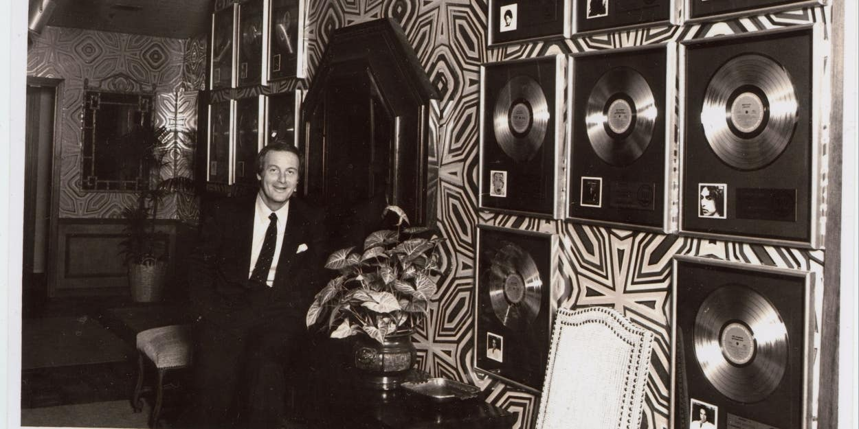 """Jerry Weintraub Presents..."" exhibit at the GRAMMY Museum"