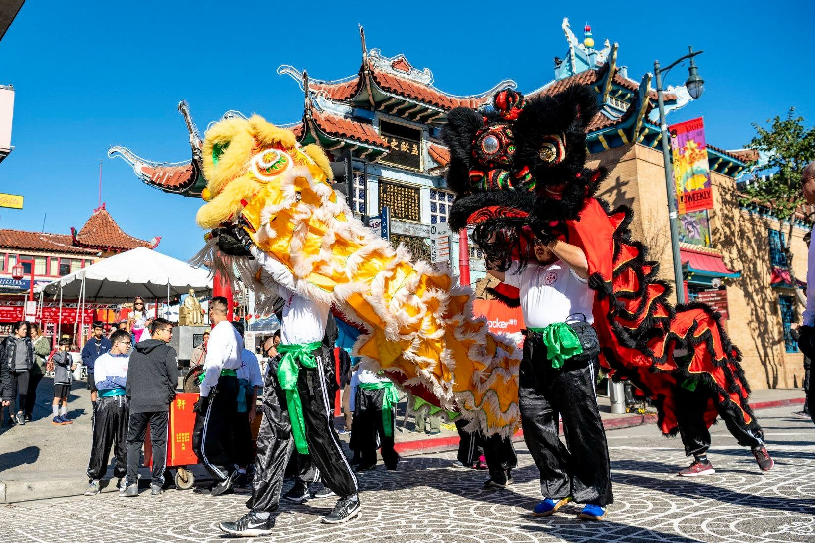 Celebrate Lunar New Year in Los Angeles | Discover Los Angeles