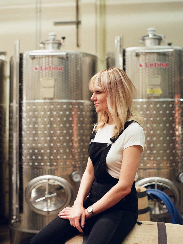 AMASS Master Distiller Morgan McLachlan