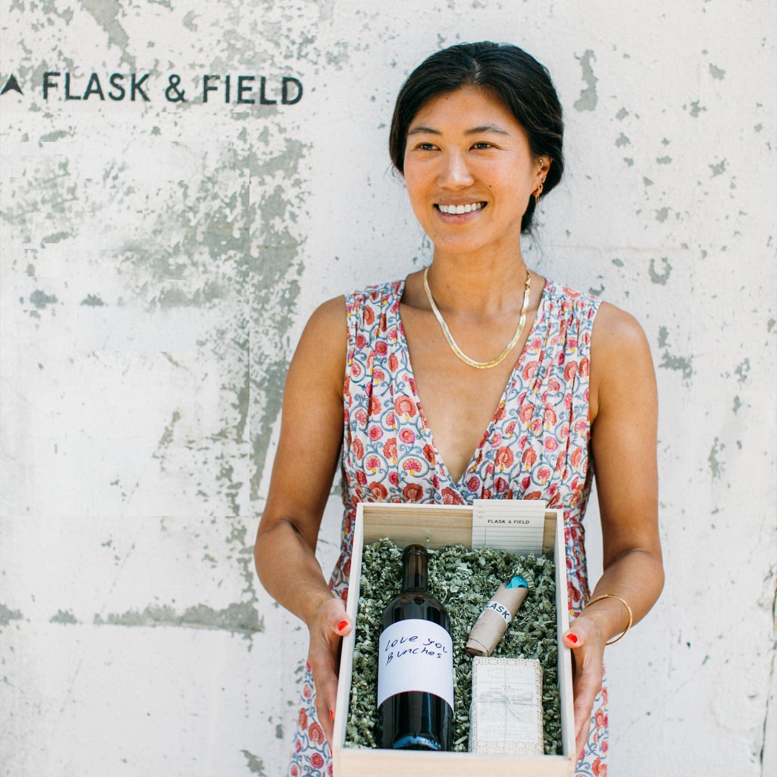 Flask & Field founder Miriam Yoo at ROW DTLA