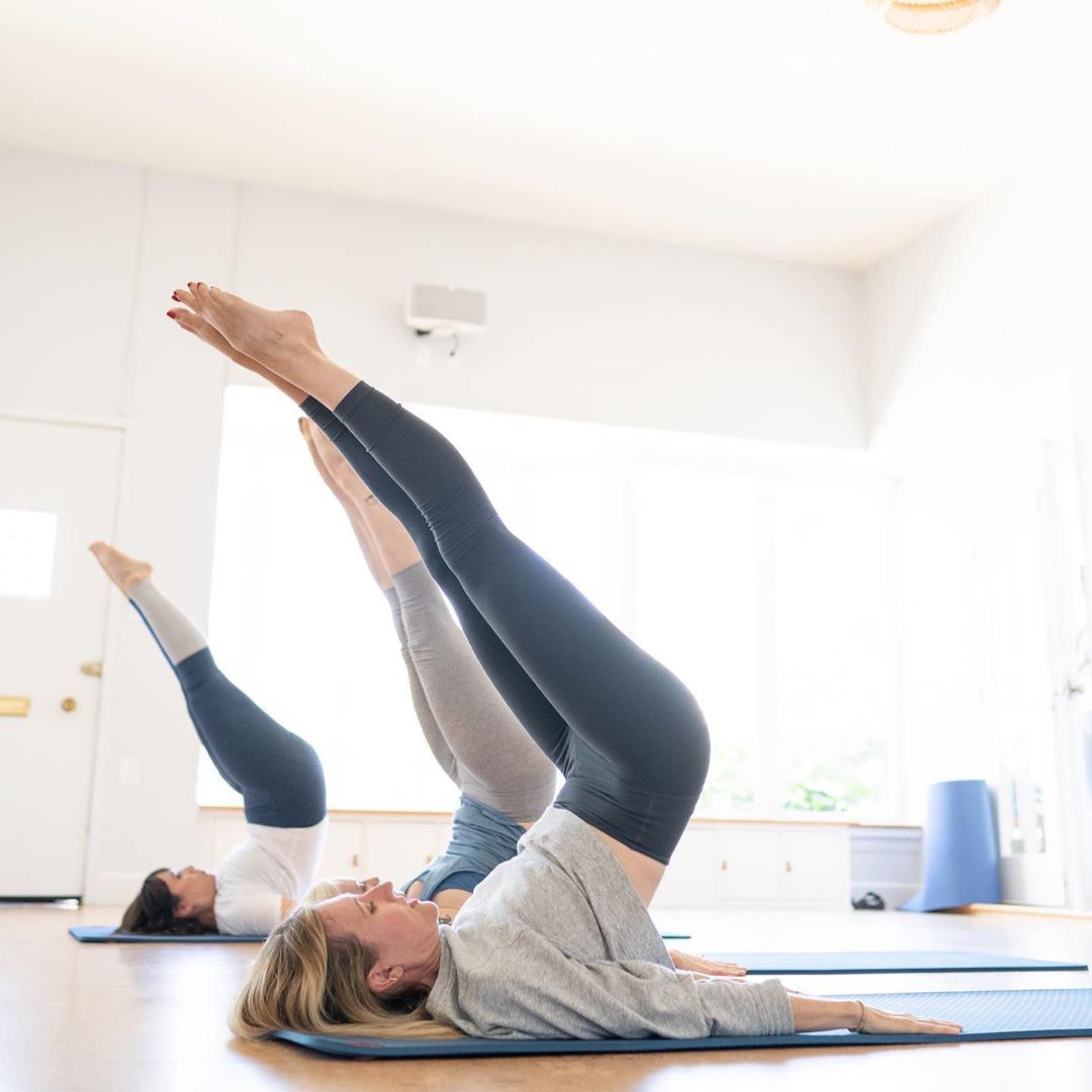 Mind & Motion pilates workout