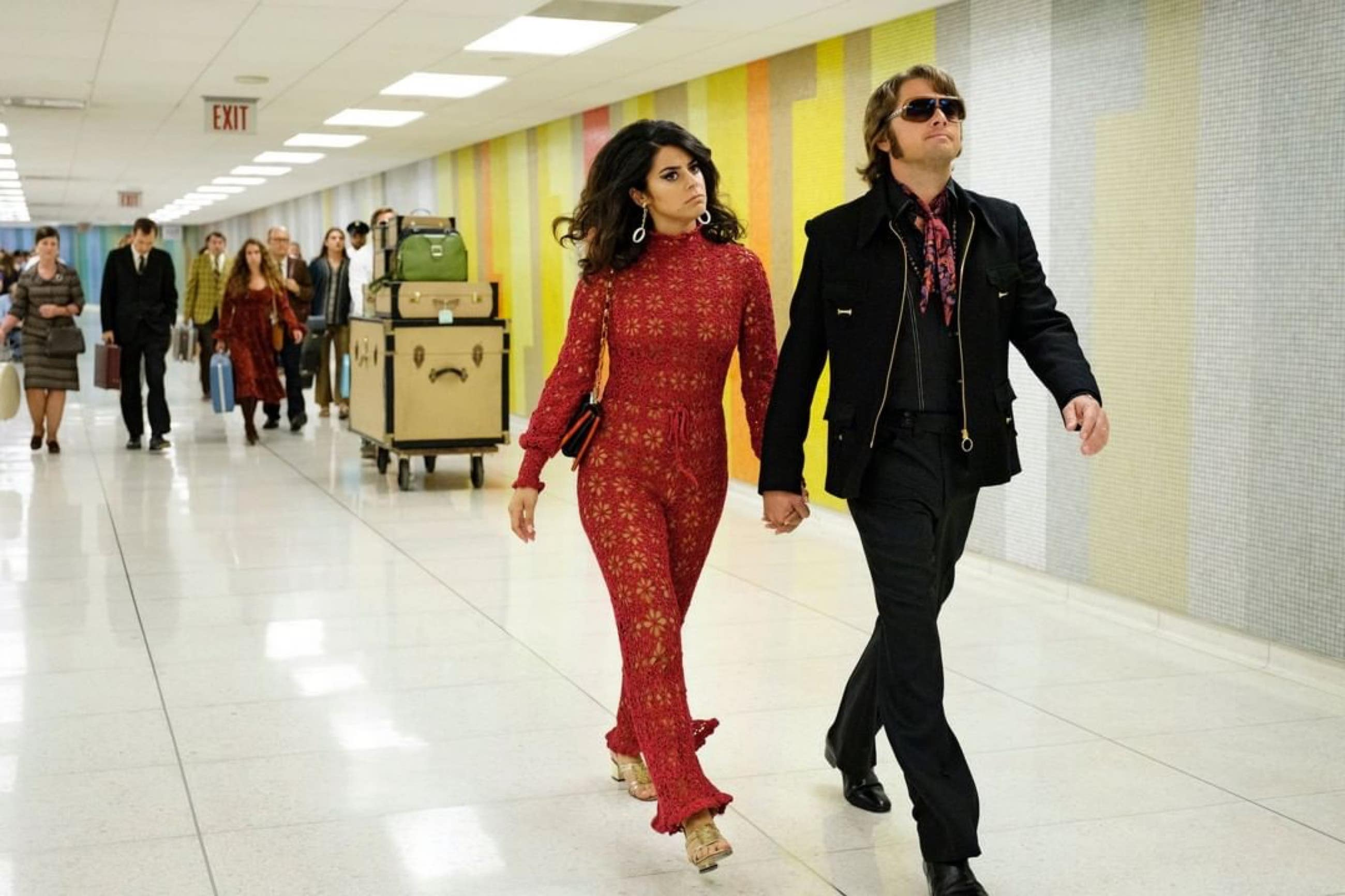 """Terminal 6 at LAX in """"Once Upon a Time in Hollywood"""""""