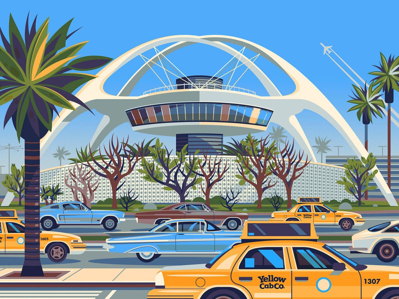 Theme Building LAX