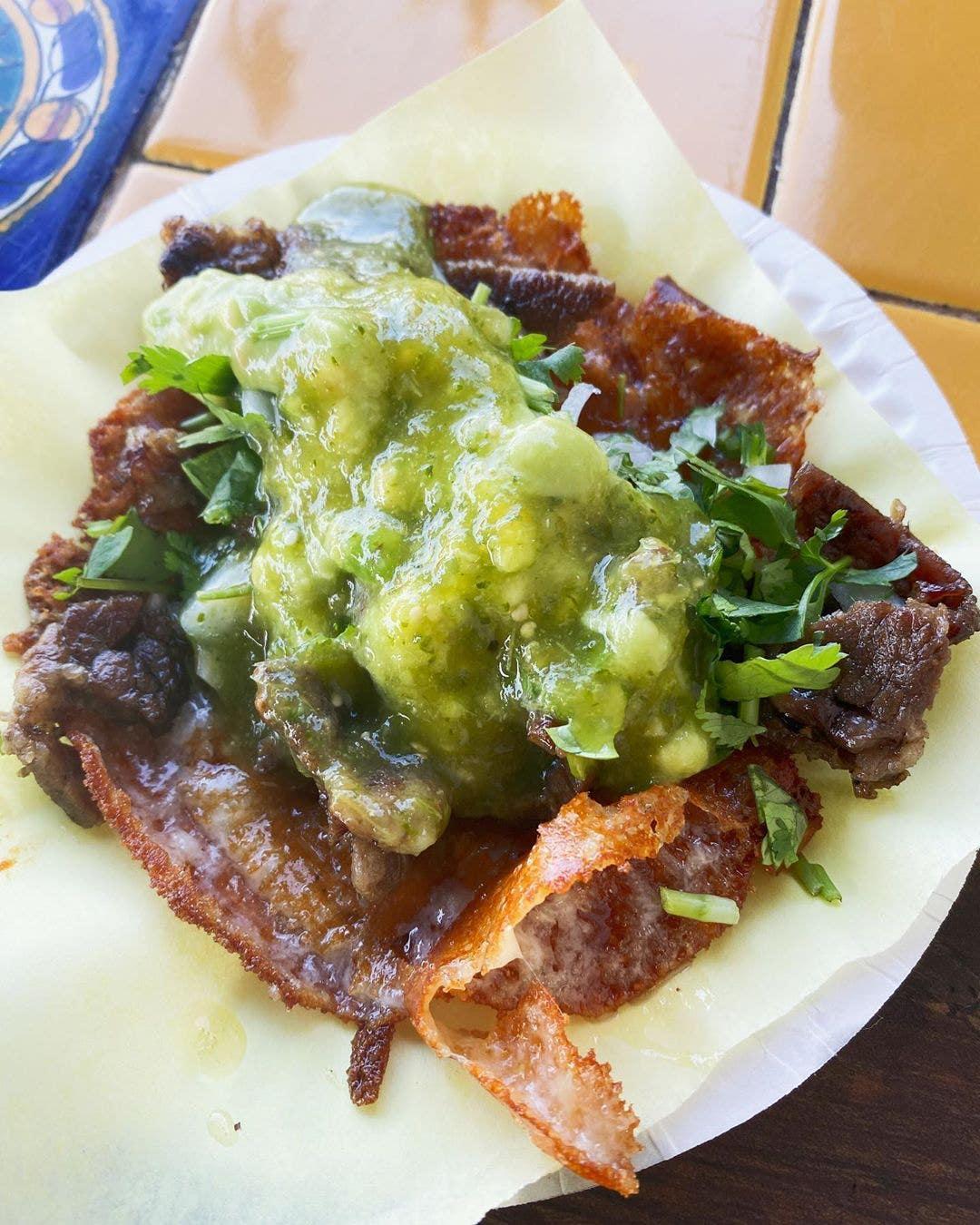 Carne Asada at Zingos Tacos 2020